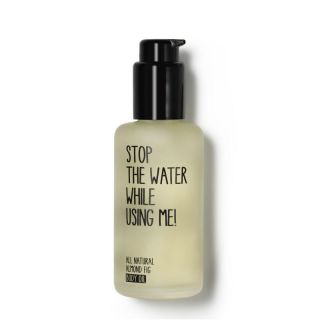 stop the water while using me All Natural Almond Fig Body Oil, Körperöl 100ml