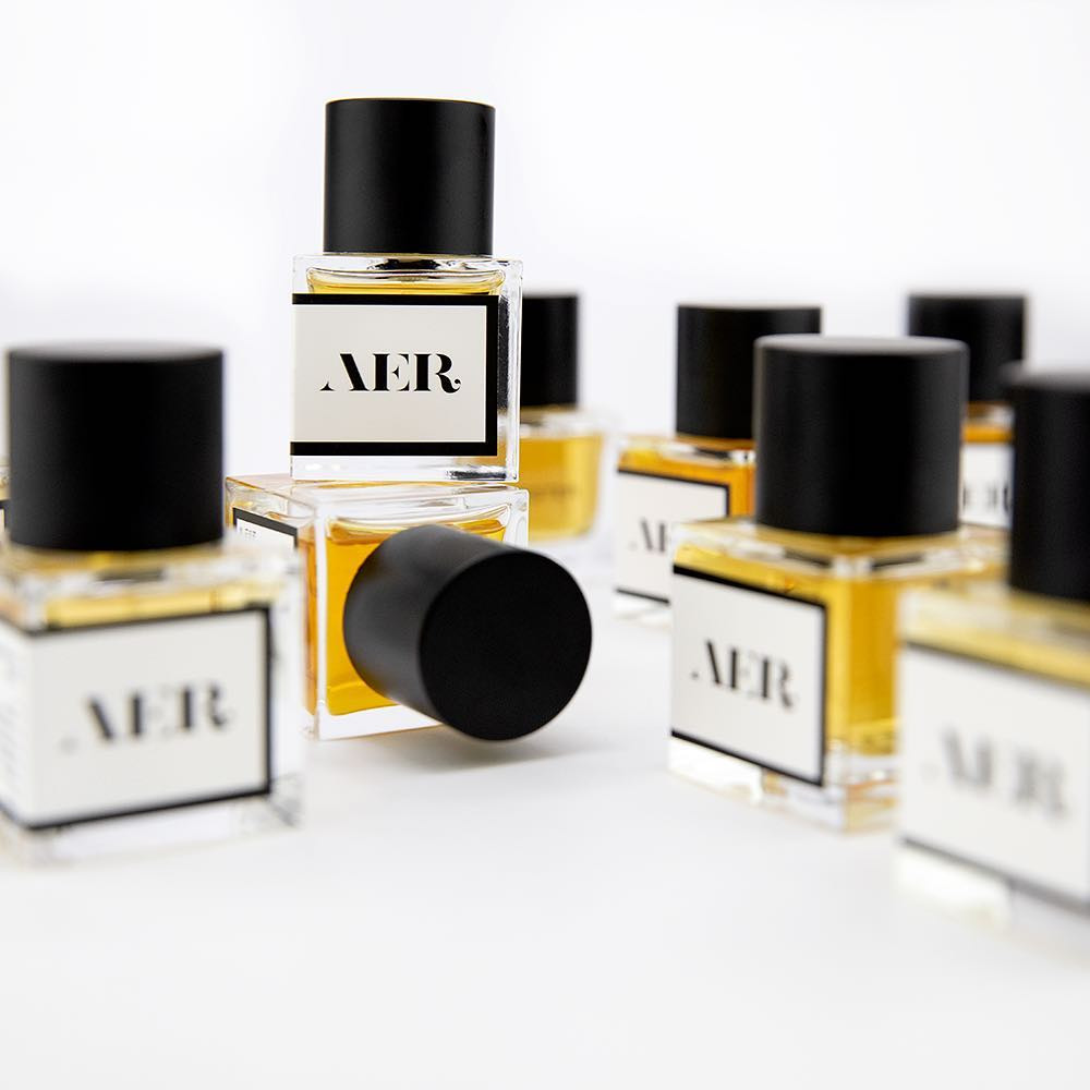 AER - a scent as strong and individual as you...