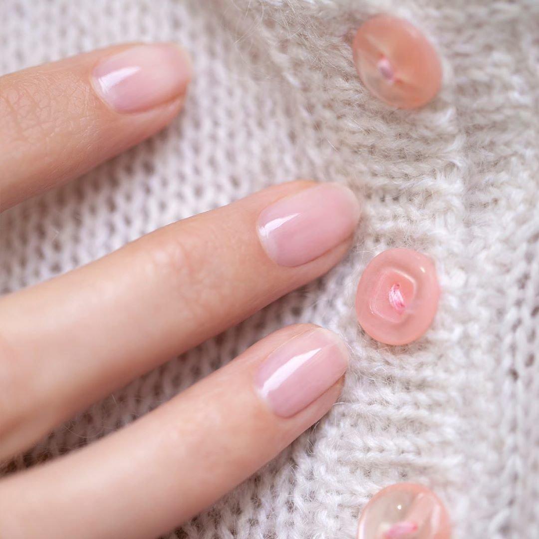 manucurist Nagellack Soft Pink