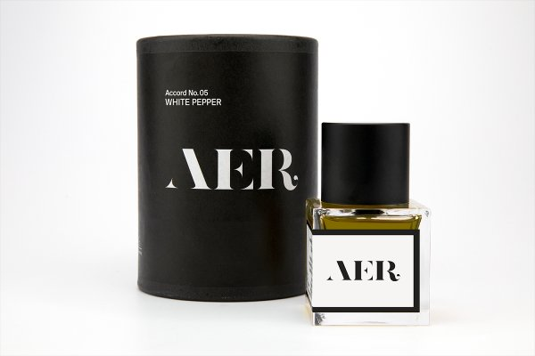 AER Accord No. 05: WHITE PEPPER Natural Perfume 30ml