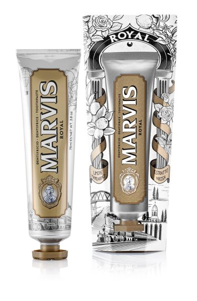 MARVIS Royal, Zahnpasta 75ml