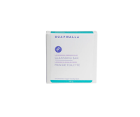 Soapwalla Lavender & French Clay Cleansing Bar,...