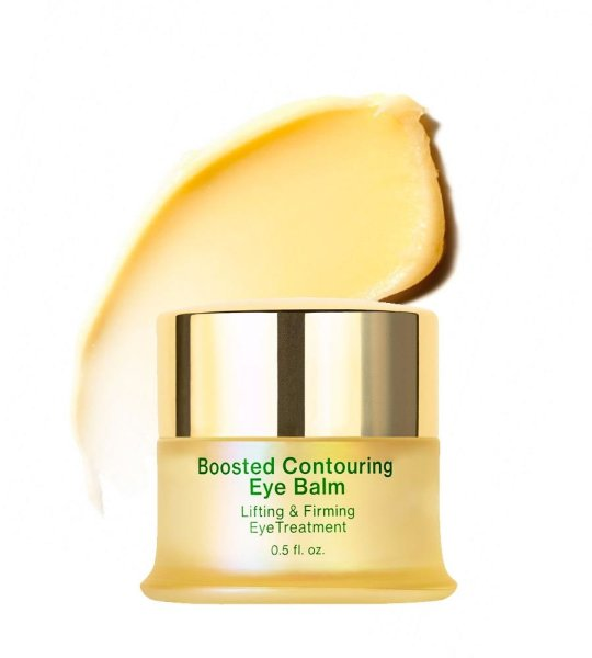 Tata Harper Boosted Contouring Eye BALM Lifting & Firming Eye Treatment, Augenbalsam GOLD 15ml