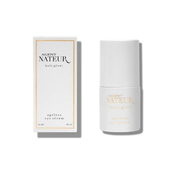 agent nateur holi(glow) ageless eye serum, Augenserum 20ml