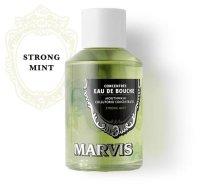 MARVIS Eau De Bouche Spearmint, Mundwasser Pfefferminz 120ml