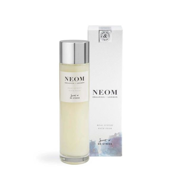 Neom Organics Real Luxury Bath Foam, Badeschaum 200ml