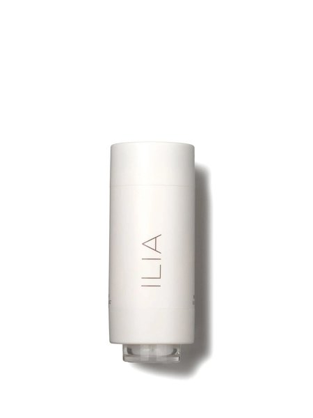ILIA beauty Radiant Transluscent Powder SPF20 Moondance, Puderpinsel 2,3g
