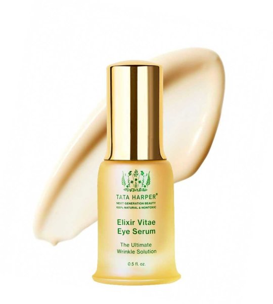 Tata Harper Elixir Vitae Ultimate Wrinkle Solution, Gesichtsserum GOLD 10ml