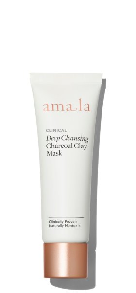 amala Deep Cleansing Charcoal Clay Mask 50ml