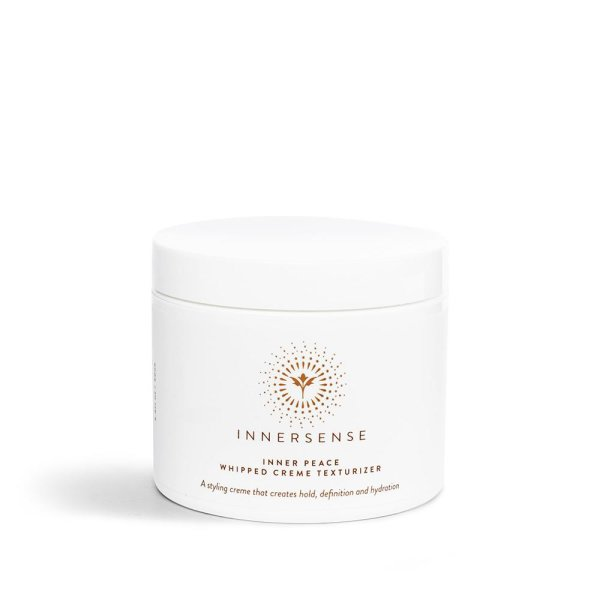 Innersense Inner Peace Whipped Cream Texturizer, Stylingcreme 90g