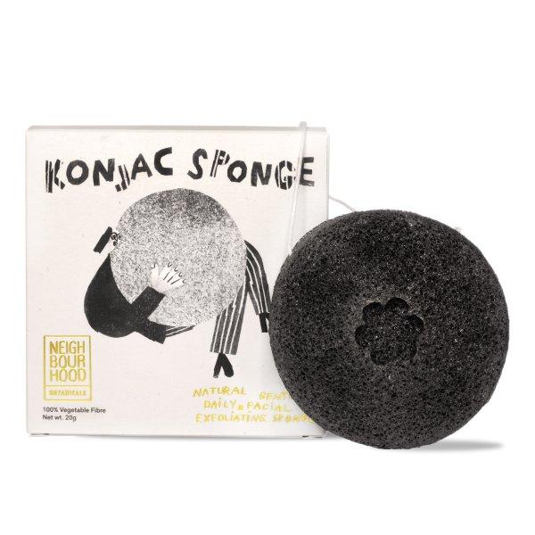 Neighbourhood Botanicals Konjac Sponge, Reinigungsschwamm 1 Stück
