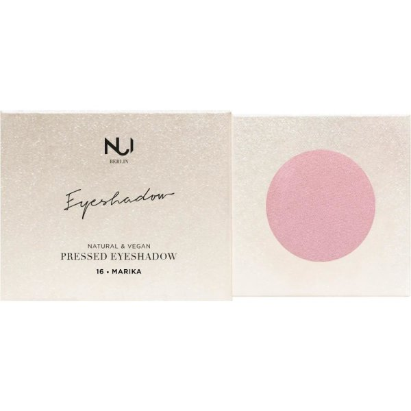 NUI Berlin Natural Pressed Eyeshadow 16 MARIKA mattes Rosé 2,5g
