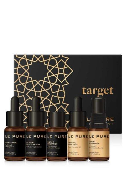LE PURE Treatment Set Target 5x15ml