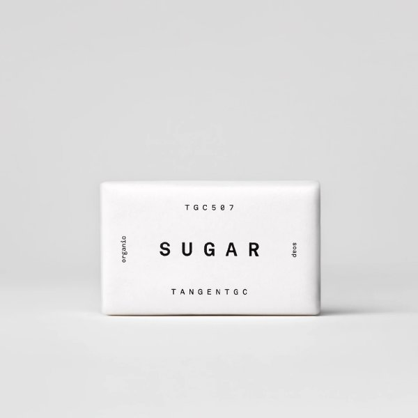 tangent gc TGC507 sugar organic soap bar, Seife 100g