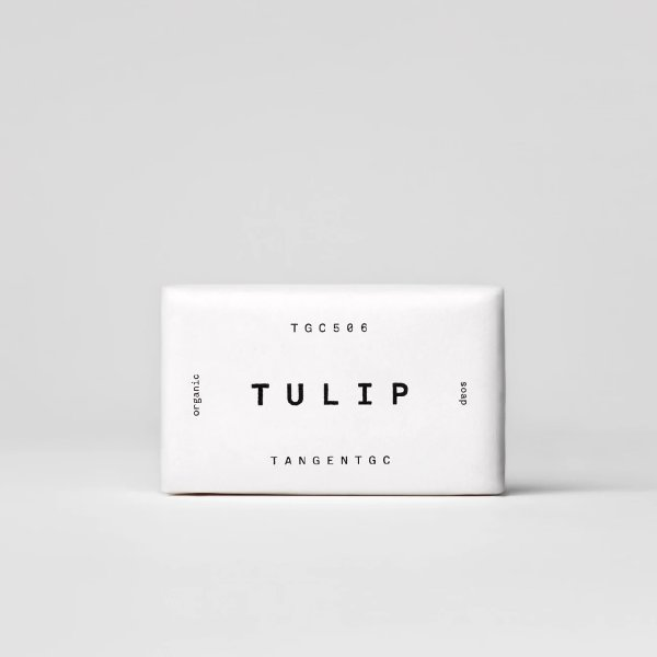 tangent gc TGC506 tulip organic soap bar, Seife 100g