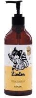 YOPE natural liquid soap Linden, Handseife Linde 500ml