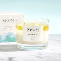 Neom Organics Candle Bedtime Hero, Duftkerze 3 Dochte 420g
