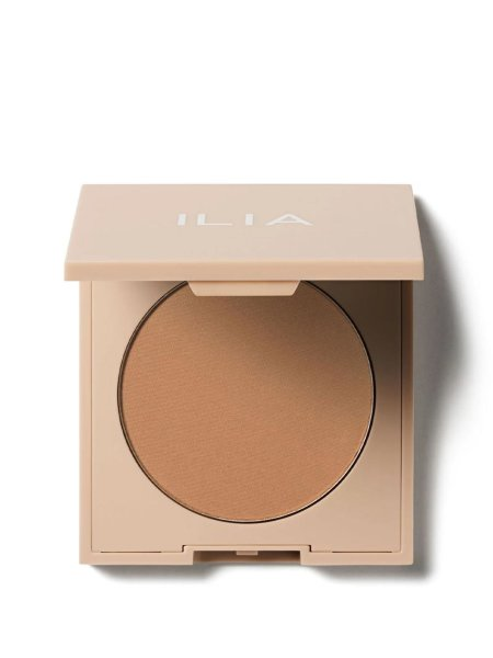 ILIA beauty NightLite Bronzing Powder Drawn In, Puder Light/Medium 7,5g