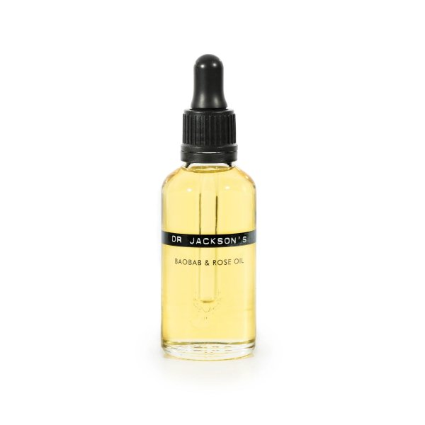 DR JACKSONS BAOBAB & ROSE OIL, Körperöl 50ml