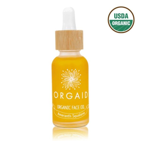 Orgaid Organic Face Oil Amaranth Squalene 30ml