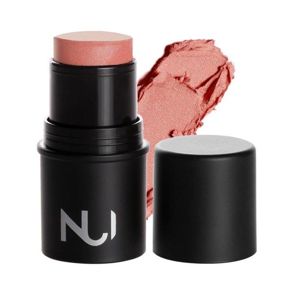 NUI Berlin Cream Blush for Cheek, Eyes & Lips, Blush-Stick KARAMERE 5g
