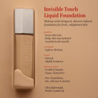 Kjaer Weis Invisible Touch Liquid Foundation
