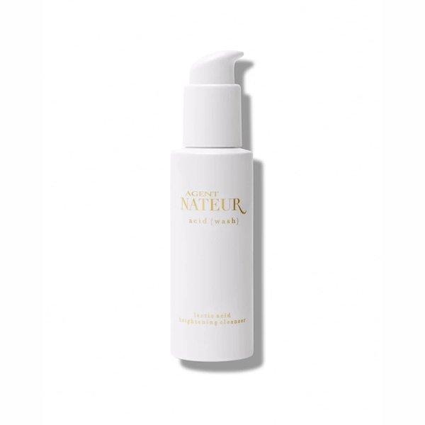 agent nateur acid(wash) lactic acid brightening cleanser, Milchsäure Reiniger 120ml