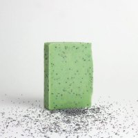 I Want You Naked Soap for Heroes Duschseife Minze &...
