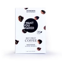 I Want You Naked But first Coffee Duschseife...