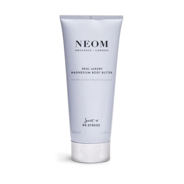 Neom Organics Real Luxury Magnesium Body Butter, Körperbutter 200ml
