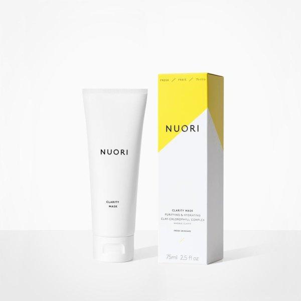 NUORI Clarity Mask, Tiefenreinigungs-Maske 75ml