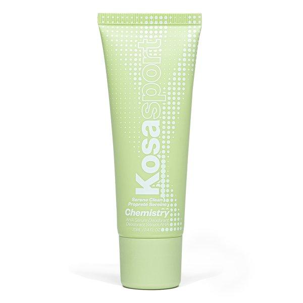 kosas Chemistry AHA Serum Deodorant, Serene Clean 70ml