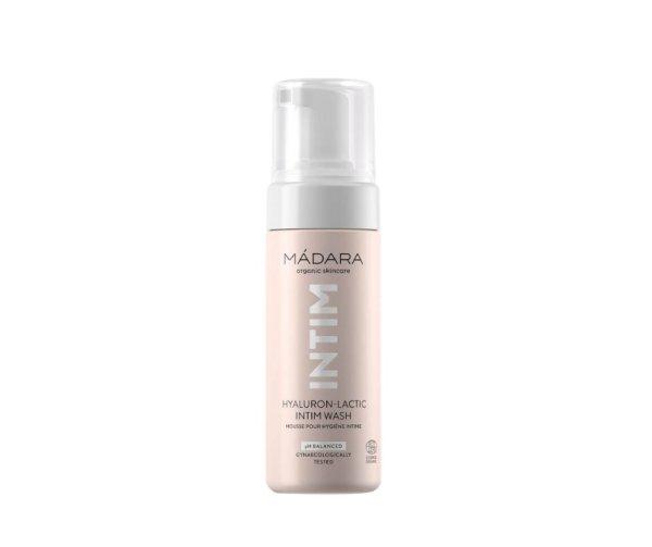 Madara Intim Hyaluron-Lactic Intim Wash, Intimwaschschaum 150ml