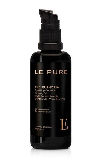 LE PURE Eye Euphoria, straffendes Öl für Augen & Lippen 50ml