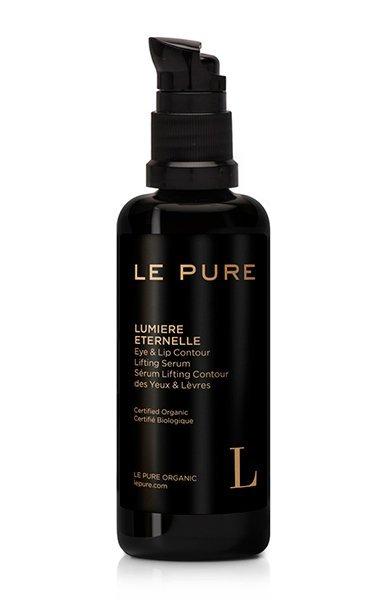 LE PURE Lumiere Eternelle, Lifting-Serum für Augen & Lippen 50ml