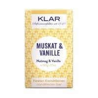 Klar Fester Conditioner Muskat/Vanille 100g