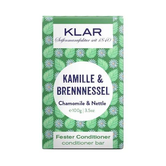 Klar Fester Conditioner Kamille/Brennnessel 100g