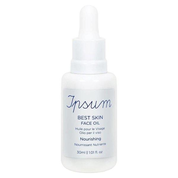 Ipsum Best Skin Nourishing Face Oil, Gesichtsöl 30ml