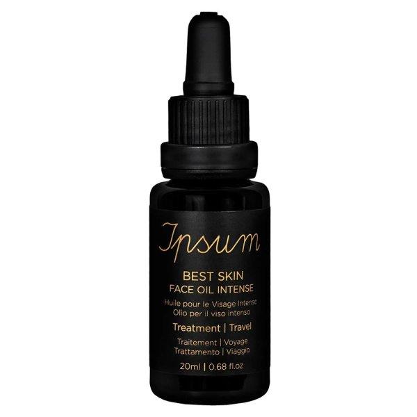 Ipsum Best Skin Face Oil Intense Treatment, Gesichtsöl 20ml