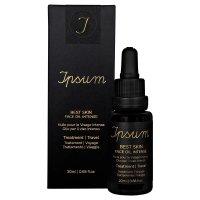 Ipsum Best Skin Face Oil Intense Treatment,...