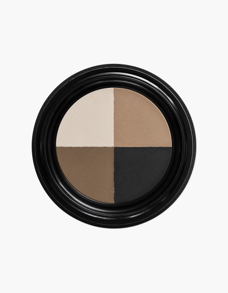 (m)anasi 7 Custom Eye & Brow Quad EARTH AND CLAY, Augenbrauen- & Lidschatten-Palette 6,7g
