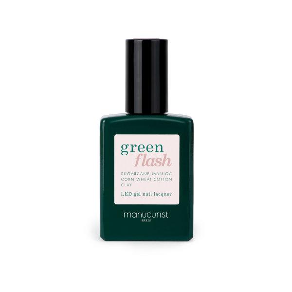 manucurist GREEN FLASH Gel-Nagellack 15ml
