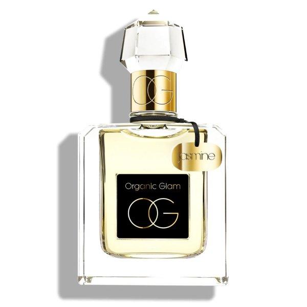 Organic Glam Eau de Parfum Jasmin 100ml