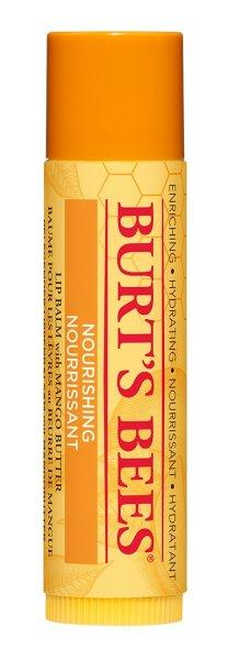 Burts Bees Mango Butter Lip Balm Stick, Lippenbalsam Mango Butter 4,25g