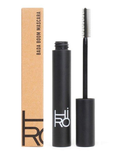 HIRO Cosmetics Mascara Bada Boom, schwarz 10ml
