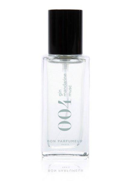bon parfumeur Eau de parfum 004: gin, mandarine and musk