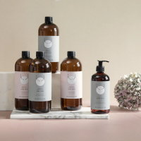 Simple Goods Dish Soap REFILL Geranium, Lavender &...