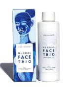 lina hanson global face trio, Cleanser/Peeling/Maske 100ml