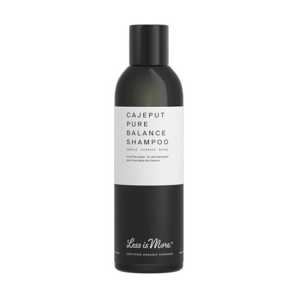 Less is More Cajeput Pure Balance Shampoo 200ml