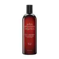 John Masters Organics 2-in-1 Shampoo & Conditioner For DRY SCALP Zinc & Sage